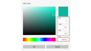 How to Get Color Code Images and the Web